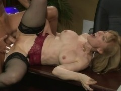 Nina Hartley can't live without to Campaign