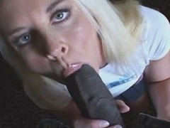 Simone Schiffer fucked by a large black dick