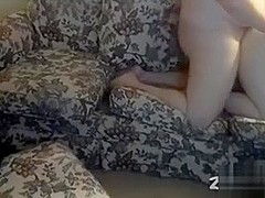 Horny boyfriend is fucking me in our amateur porn