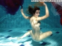UnderwaterShow Video: Edwige