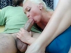 blond love big dick