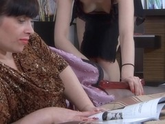 GirlsForMatures Video: Caroline M and Aubrey