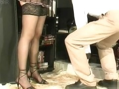 HornyOldGents Movie: Laura and Sebastian M