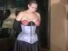 tortured, tied and spanked milk sacks