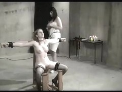 Lezdom Thong Whip And Toy
