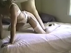 Lascivious woman I'd like to fuck wife in lingerie rides my face after wild doggy style sex