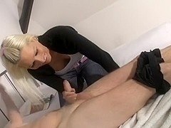 German non-professional paramours wet crack and anal fuck