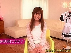 Japanese ### maid fucked and facialized