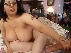 HOT FUCK #206 Busty Rocker Chick with a Big Butt