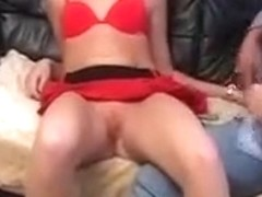 Amateur anal with stripling