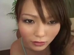Shapely Japanese hotty acquires multi-creampie