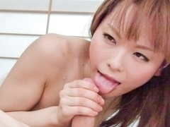 Hottest Japanese girl Anri Sonozaki in Fabulous JAV uncensored Foot Job scene