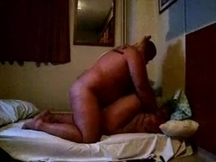 I crave my hubby's rock hard cock in my Latin Playgirl snatch