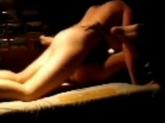 Fucking groaning and loving it