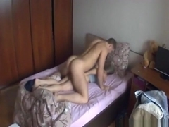 Girl wakes up and wants her bf's dick in her pussy