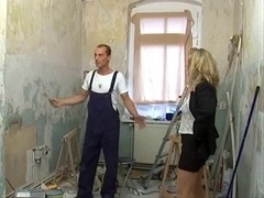 Painter has Sex with Mother I'd Like To Fuck