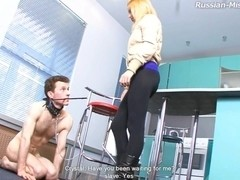 Russian-Mistress Video: Crystal