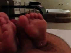 Great Footjob