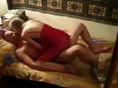 GF Wakes Him Up With Crazy Sex