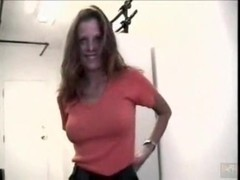 Karen audition in the porn community