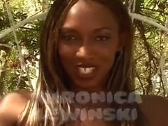 Horny Young Khronica Lewinski Takes His Huge Pipe