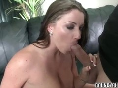 Slutty MILF Piper Austin takes some dick from a stranger