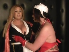 Yuffie Yulan, Charlotte Fox in The Lieutenant And The Clan Leader Scene