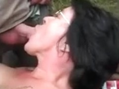 Hot Lady outdoor