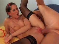 Cutie Acquires Her Fur Pie-Pumped & Screwed 01
