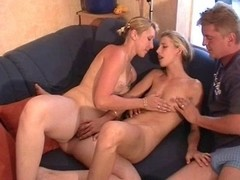 sex with her most excellent girlfriend