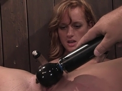 Ariel Natural red head, helpless and loving it.-Countdown to Relaunch - 10 of 20