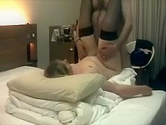 Chubby English mother I'd like to fuck wife prefers merely missionary style sex