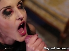Coco Kiss in Goth Girl Gets What She Wants - MagmaFilm
