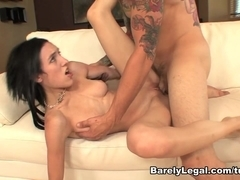 Ericka Grant in New Pussy For The Crushin'