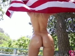 Anikka Albrite in Allegiance To That Ass