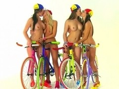Bikes and broads