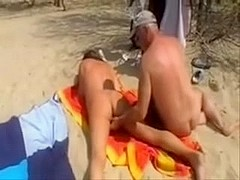 my wife used by stranger sex on beach