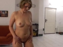 Energic mother i'd like to fuck does hot lapdance