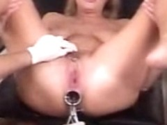 outlandish love tunnel stretching with speculum