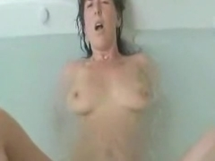 This is why that babe wanted a jacuzzi
