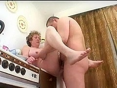 russian mature couple