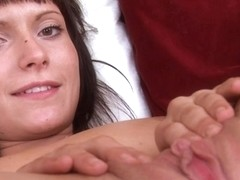 Contracting her Clit and Deep Vaginal Muscles