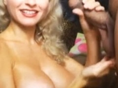Breasty Mother I'd Like To Fuck acquires screwed by BBC on webcam