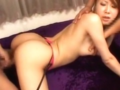 Crazy Japanese whore in Hottest Dildos/Toys, Blowjob JAV movie