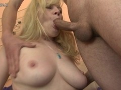 Hawt dilettante mother getting drilled hard by youthful guy