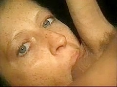 Beauty Knows How To consume Cum