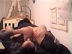 Wifes 1st time anal porn video