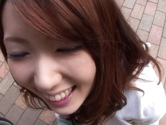 Yui Hatano in Yui Hatano is having a great time with her boyfriend - AviDolz