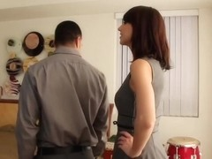 Katie Jordin & Marco Rivera in I Have a Wife