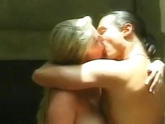 Hot Blond Chick And Sexy Guy Fuck Good